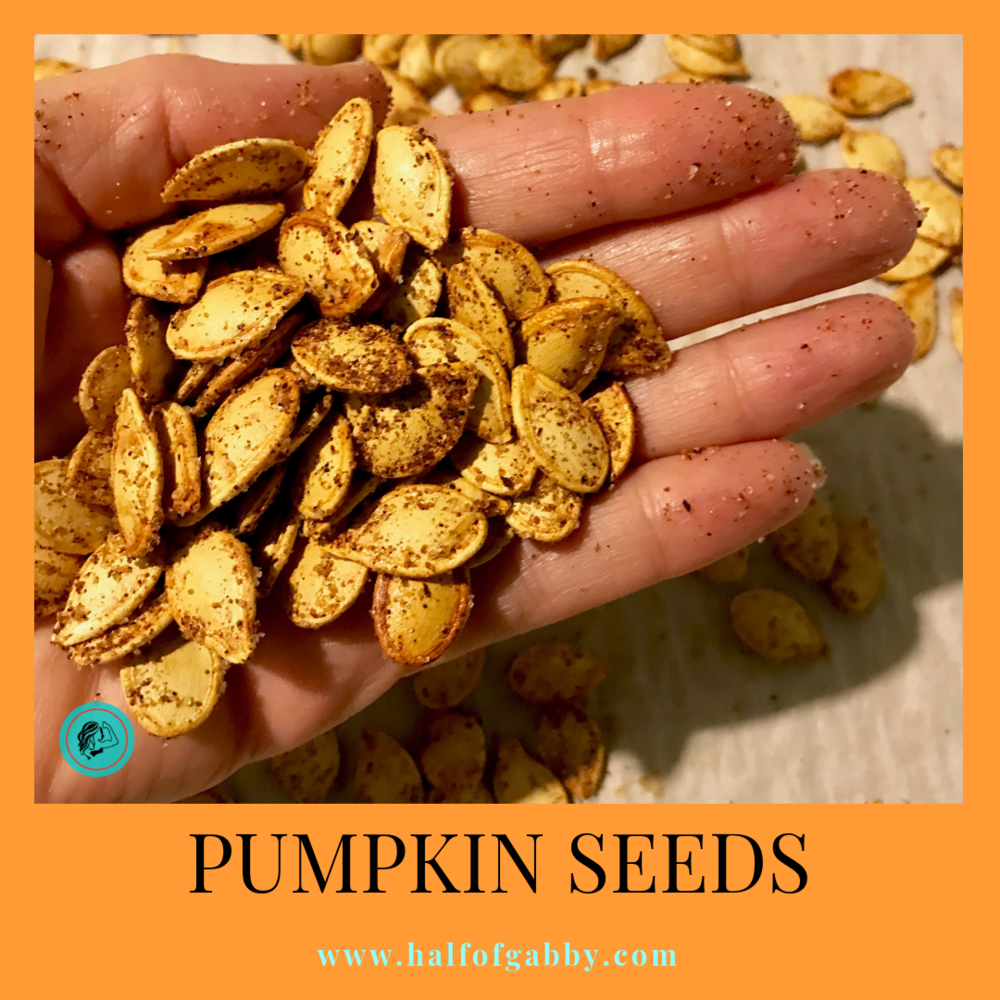 The Perfect Roasted Pumpkin Seeds Recipe
