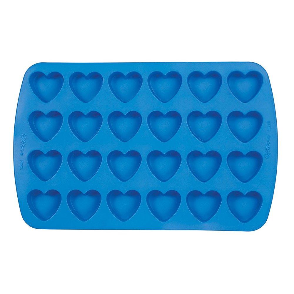Hearts Silicone Mold