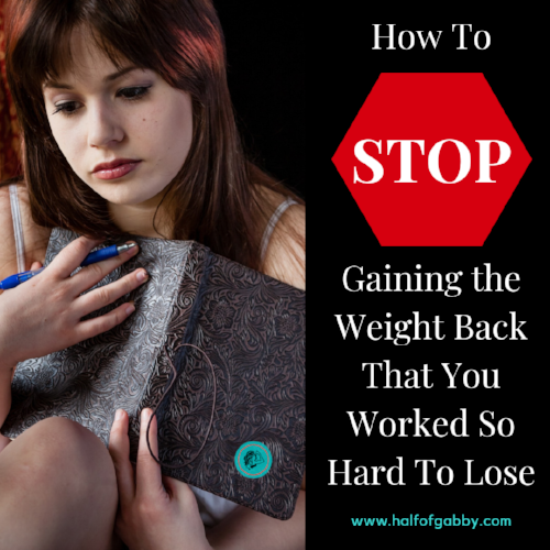 How To STOP Gaining Weight & Start Losing It Again!