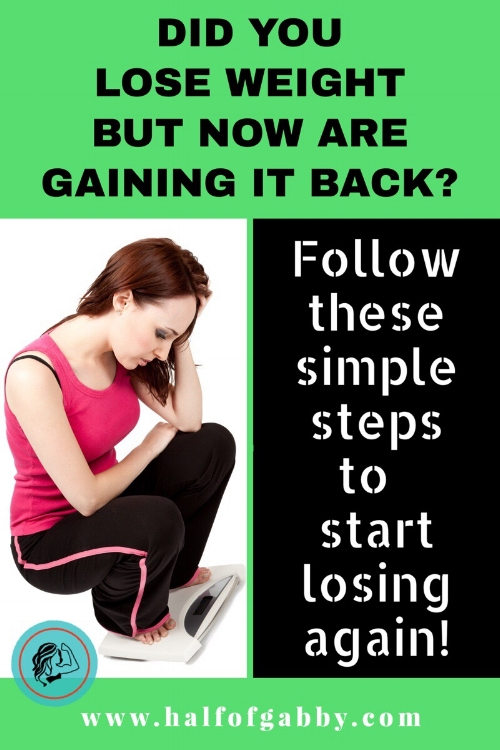 How To Lose Weight: Simple Steps
