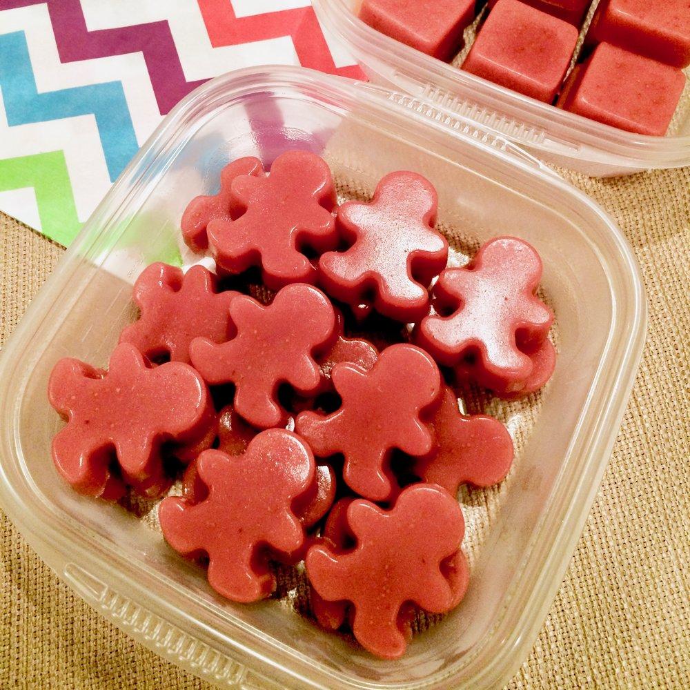 Fruit Protein Gummies