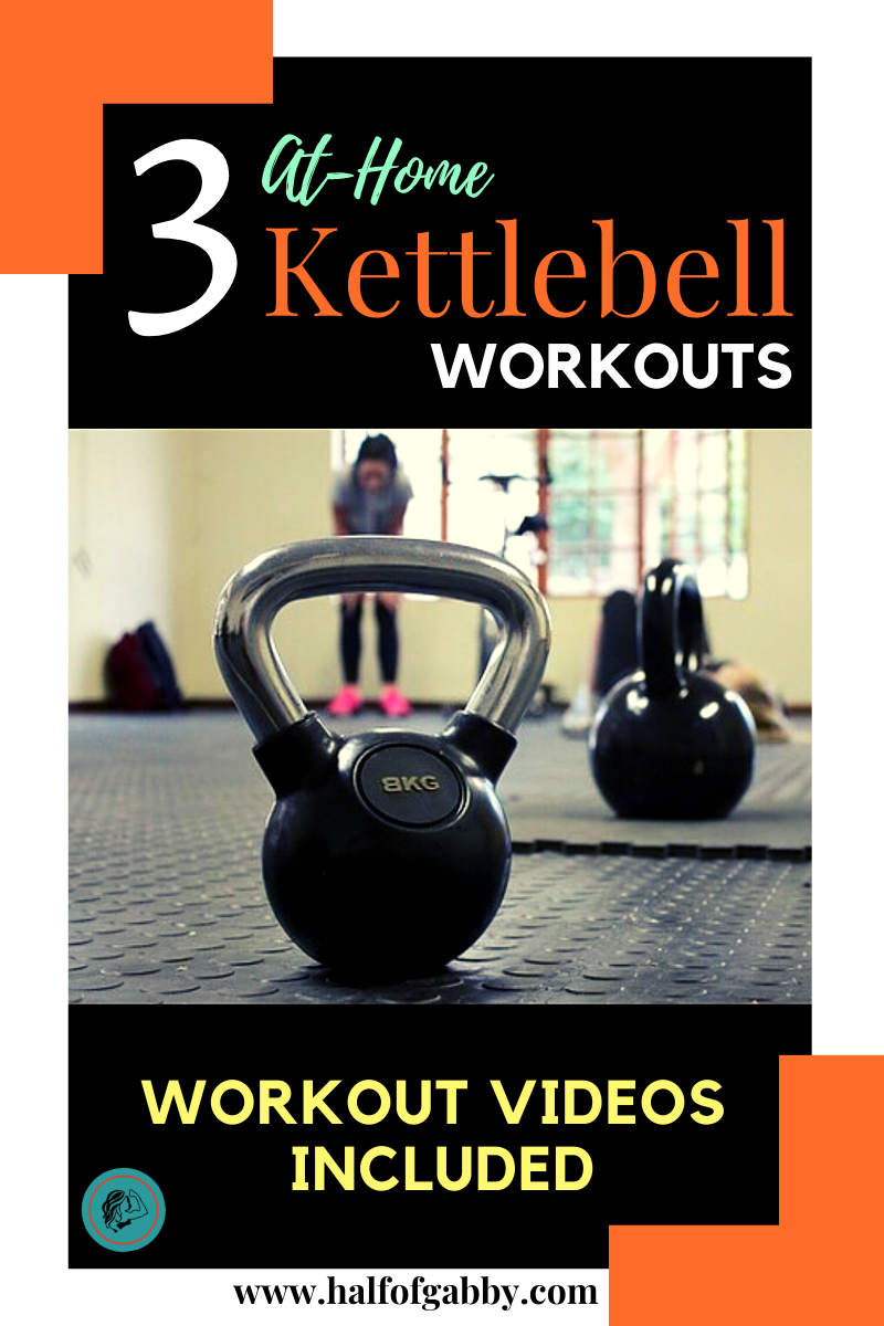 image about Printable Kettlebell Workout referred to as printable exercise Weblog Fifty percent of Gabby