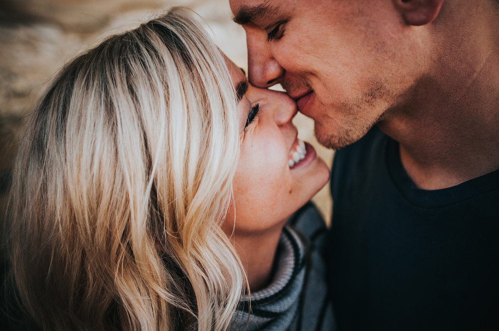 Nebraska Engagement Photographer Kaylie Sirek Photography