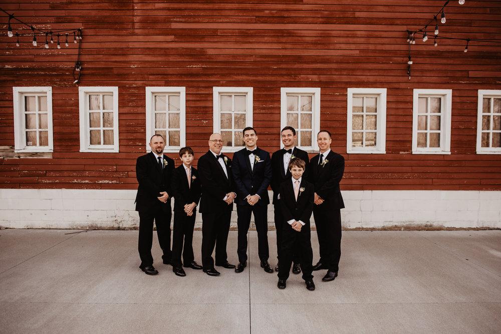 The Barn at the Ackerhurst Dairy Farm Omaha Nebraska Wedding Kaylie Sirek Photography057.jpg