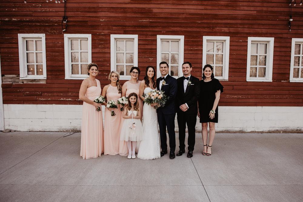 The Barn at the Ackerhurst Dairy Farm Omaha Nebraska Wedding Kaylie Sirek Photography061.jpg