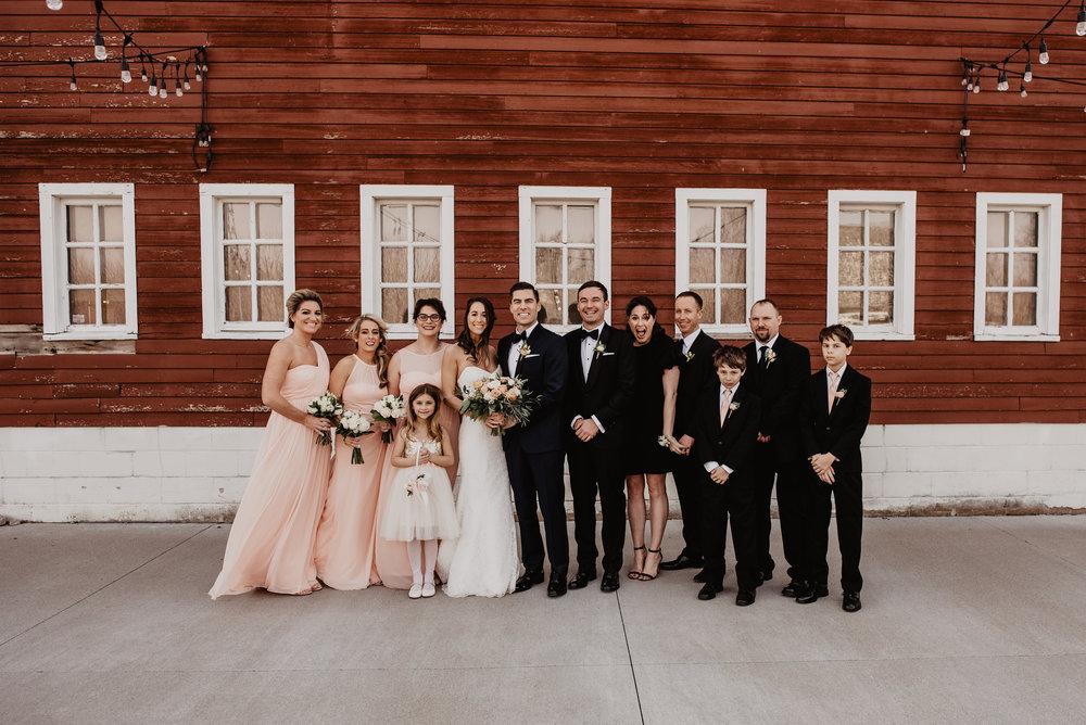 The Barn at the Ackerhurst Dairy Farm Omaha Nebraska Wedding Kaylie Sirek Photography062.jpg