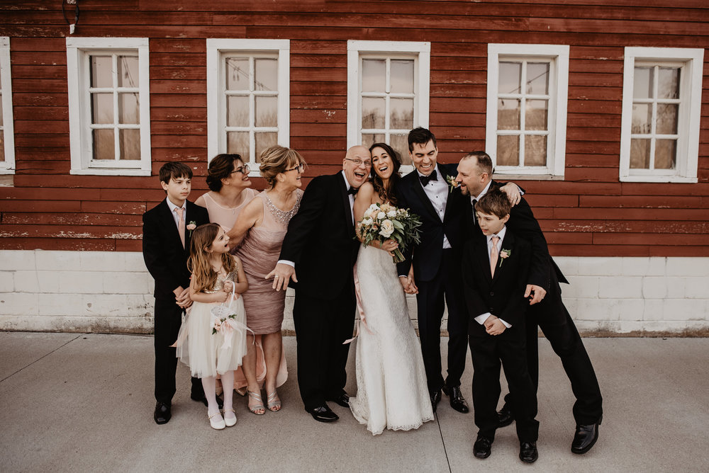 The Barn at the Ackerhurst Dairy Farm Omaha Nebraska Wedding Kaylie Sirek Photography063.jpg