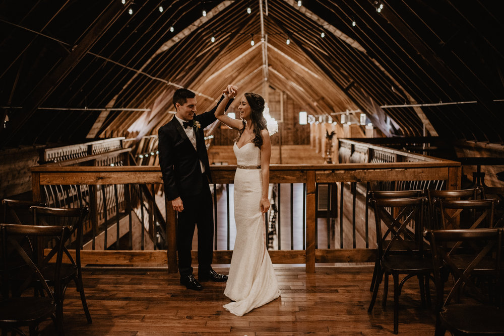 The Barn at the Ackerhurst Dairy Farm Omaha Nebraska Wedding Kaylie Sirek Photography084.jpg