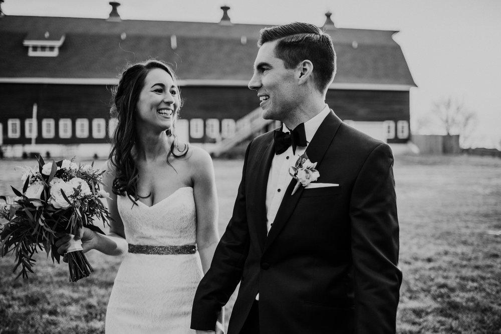 The Barn at the Ackerhurst Dairy Farm Omaha Nebraska Wedding Kaylie Sirek Photography089.jpg