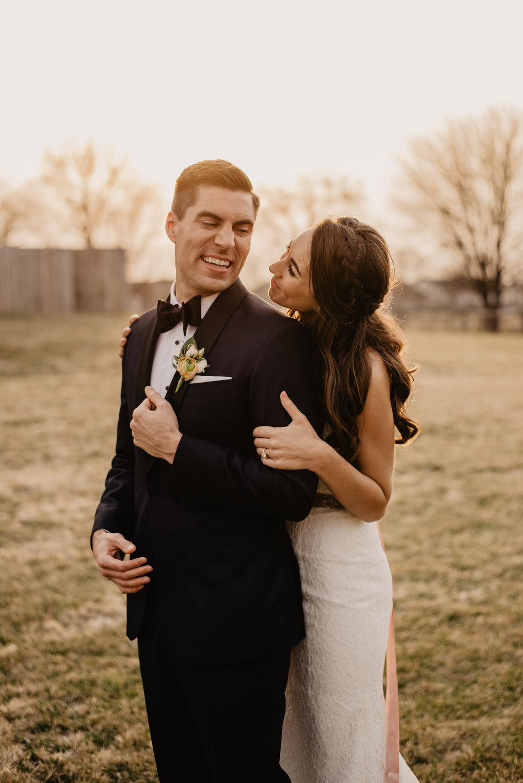 The Barn at the Ackerhurst Dairy Farm Omaha Nebraska Wedding Kaylie Sirek Photography090.jpg
