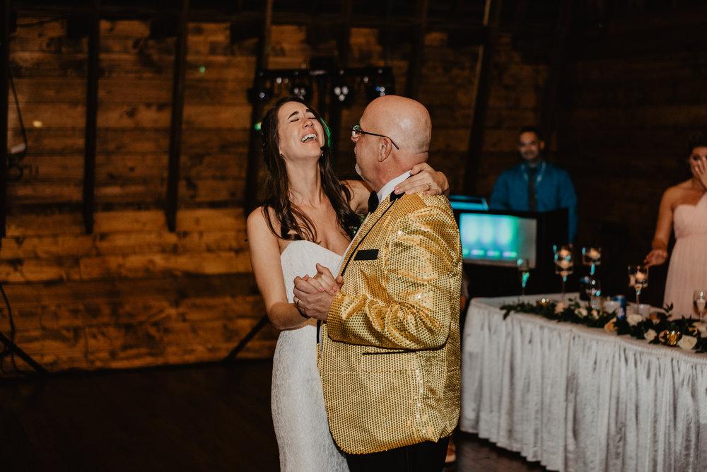 The Barn at the Ackerhurst Dairy Farm Omaha Nebraska Wedding Kaylie Sirek Photography125.jpg