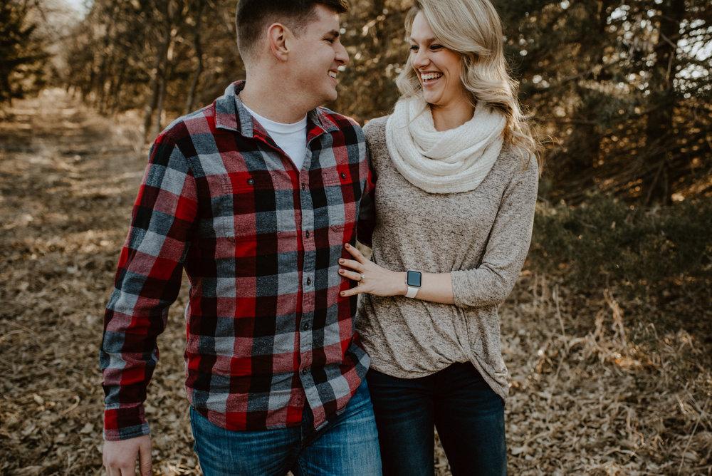 Nebraska Engagement Photographer Kaylie Sirek Photography 04.jpg