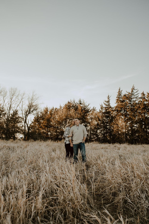 Nebraska Engagement Photographer Kaylie Sirek Photography 11.jpg