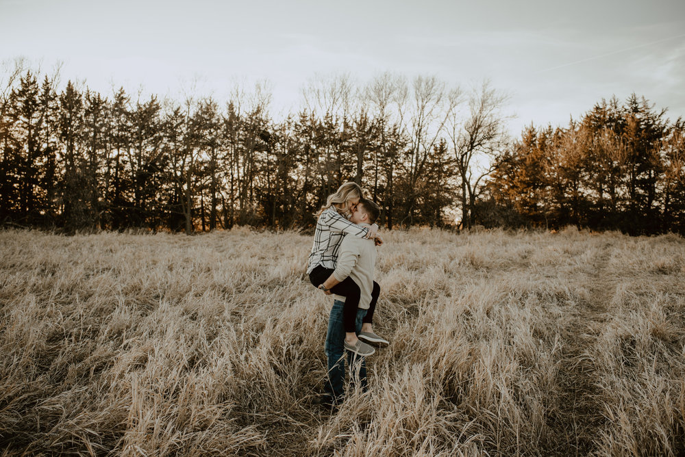 Nebraska Engagement Photographer Kaylie Sirek Photography 12.jpg