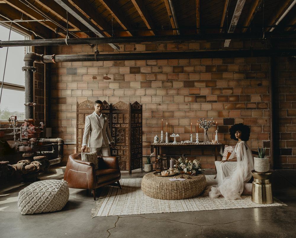 Industrial Wedding Venues Omaha And Lincoln Nebraska Kaylie