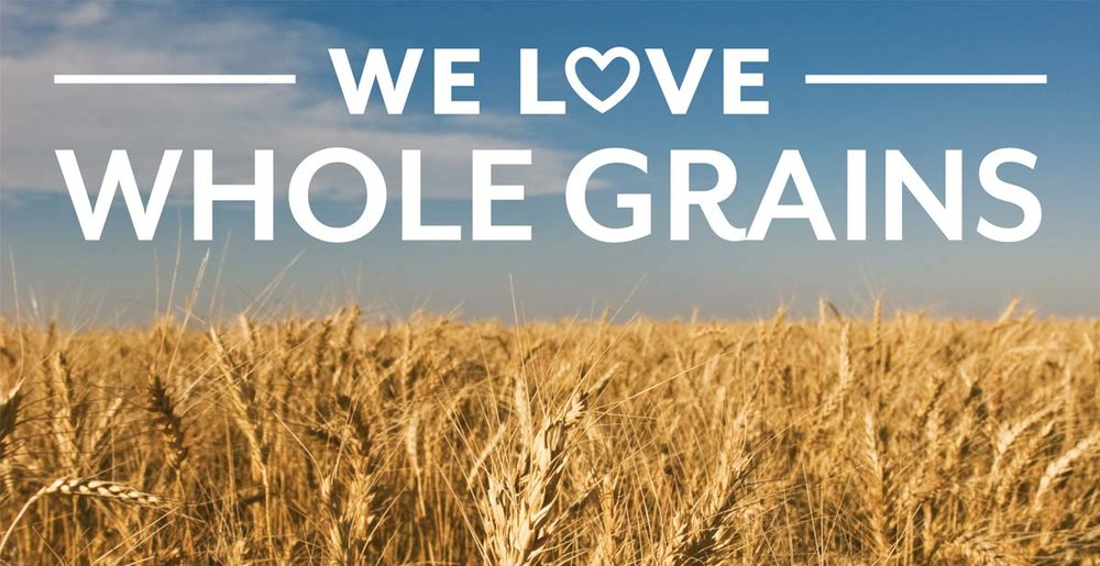 We love Whole Grains