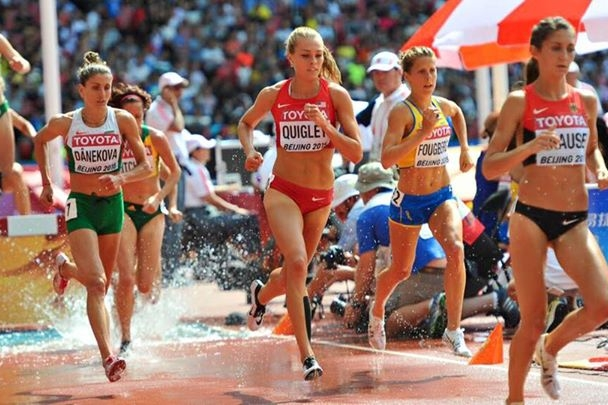 2015 World Championships - 3k Steeplechase
