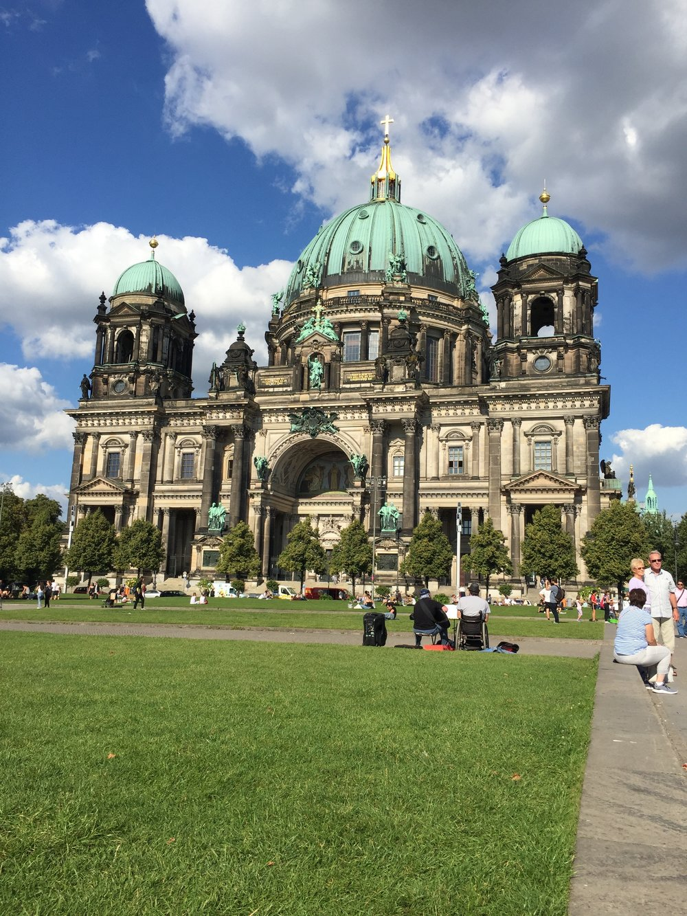 Berline Cathedral (Berliner Dom), Berlin, Germany
