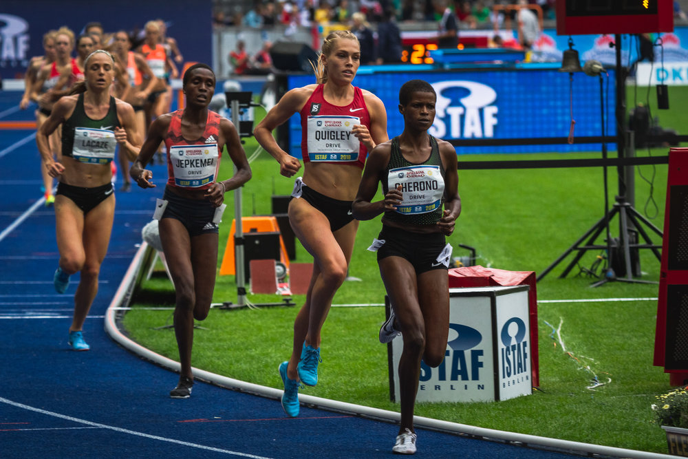 ISTAF World Challenge in Berlin - 3k Steeplechase