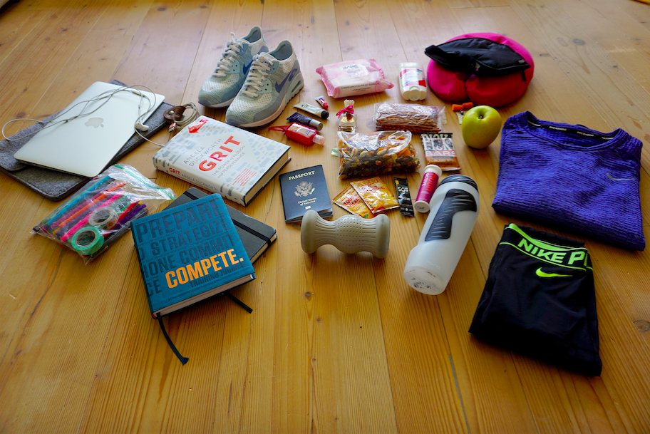 What's in my Travel Bag -