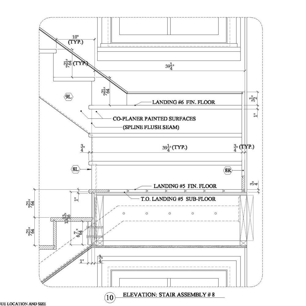 Website Stair Drawing 2