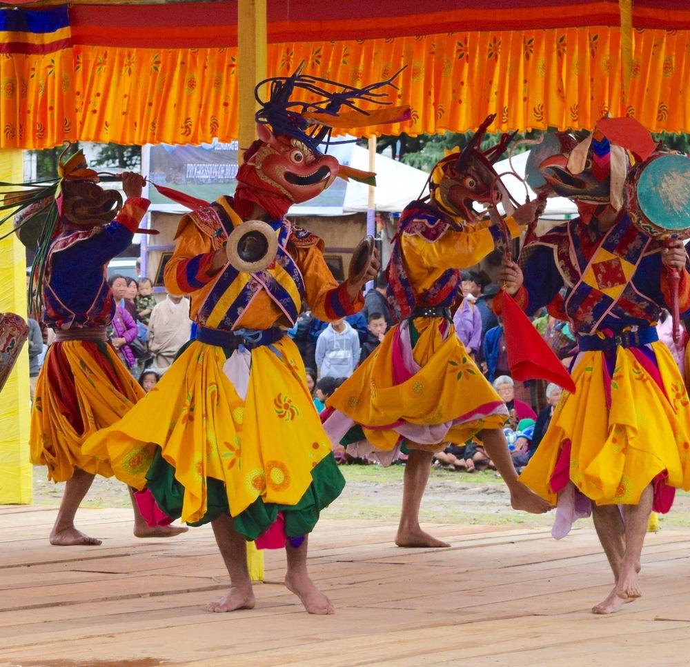 Haa Summer Festival (Bhutan) - Jessica Pickett