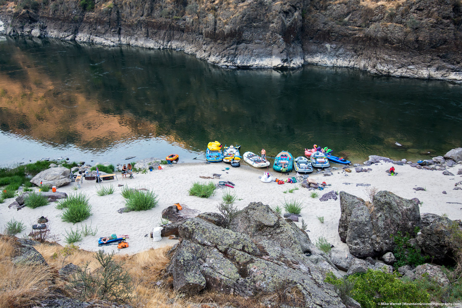 Deschutes River Rafting At Its Best — Orion River Rafting