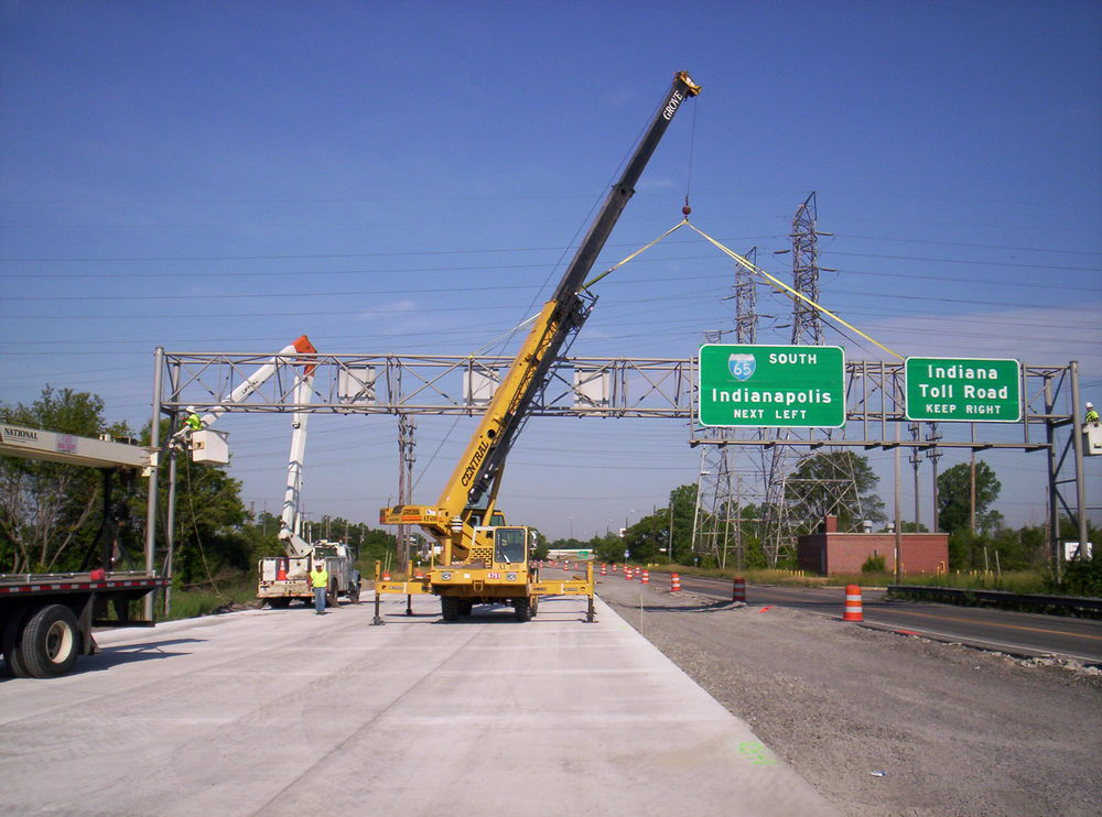 Highway Construction — Midwestern Electric, Inc