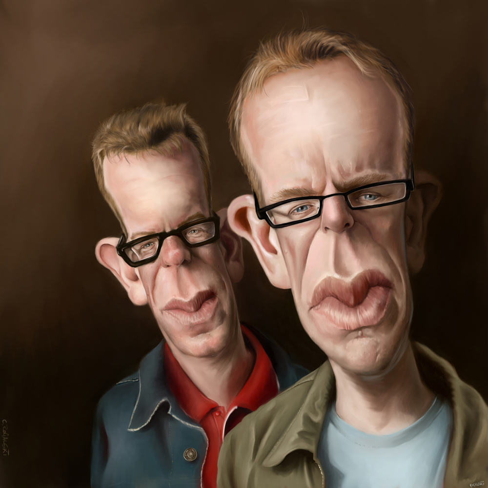 Proclaimers by Craig Rogalski