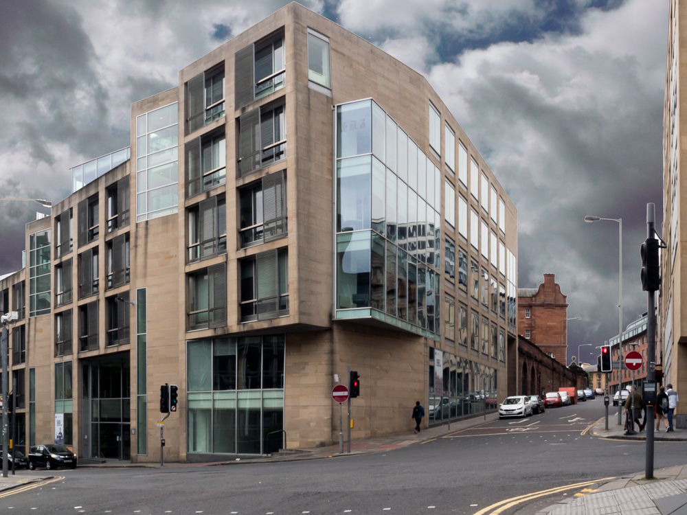 Edinburgh College of Art - Evolution House West Port