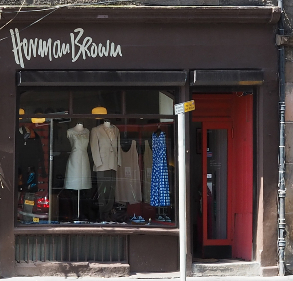 Herman Brown - vintage clothing West Port