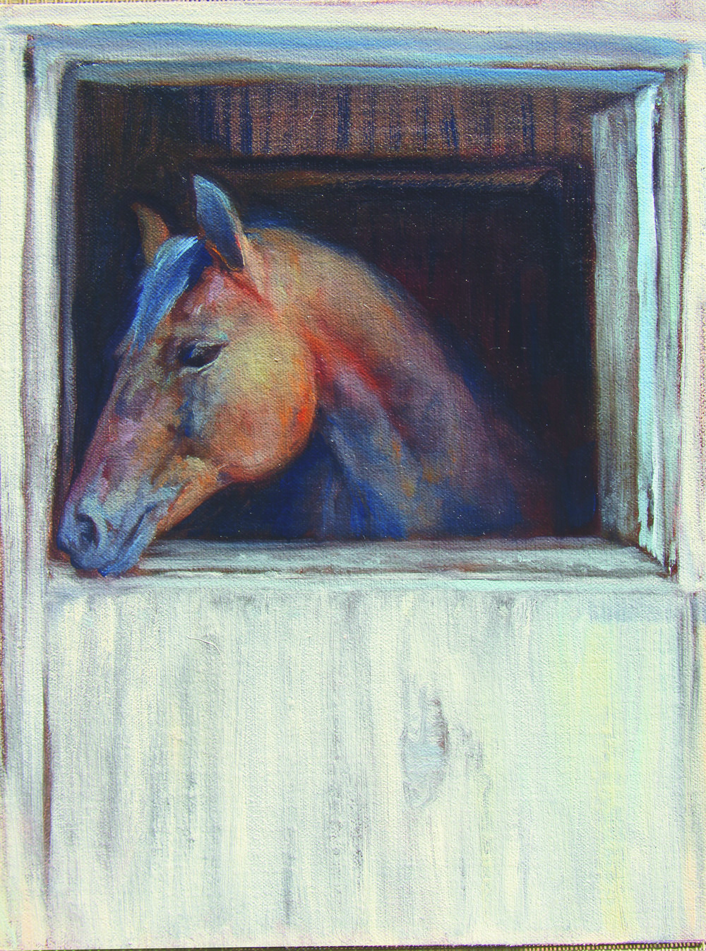 Coy Horse