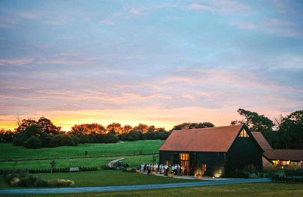A perfect barn  Wedding Venue   Request our brochure