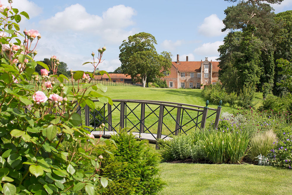 In an exclusive-use  Country House   Explore Bruisyard Hall