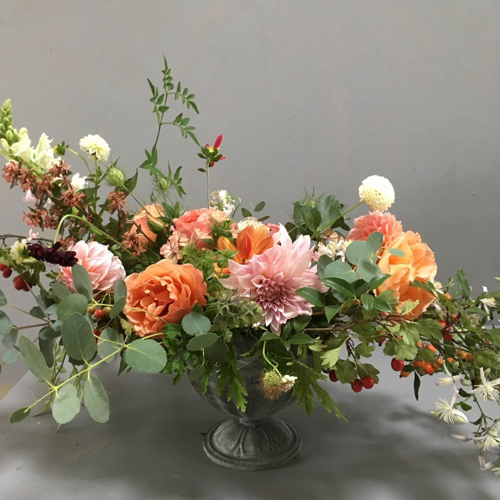 Ideas For Bridal Bouquets Flowers For The Table Bruisyard Hall