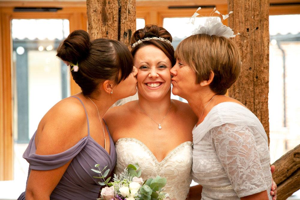 Lou, Boo and Mum Kiss.jpg