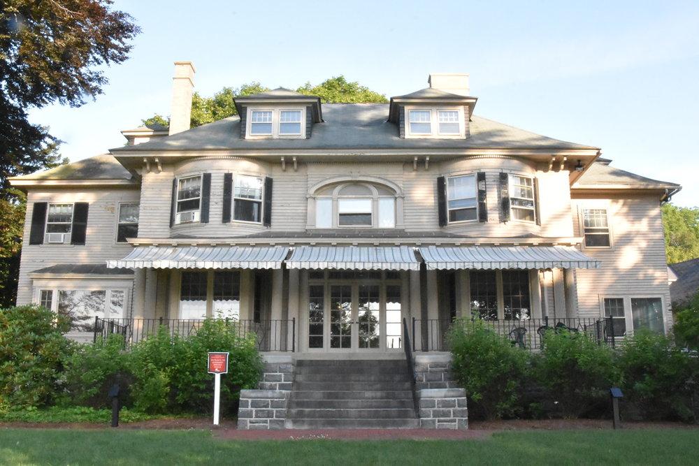 The Goddard Daniels House