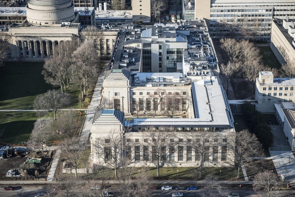 MIT Simon's Building