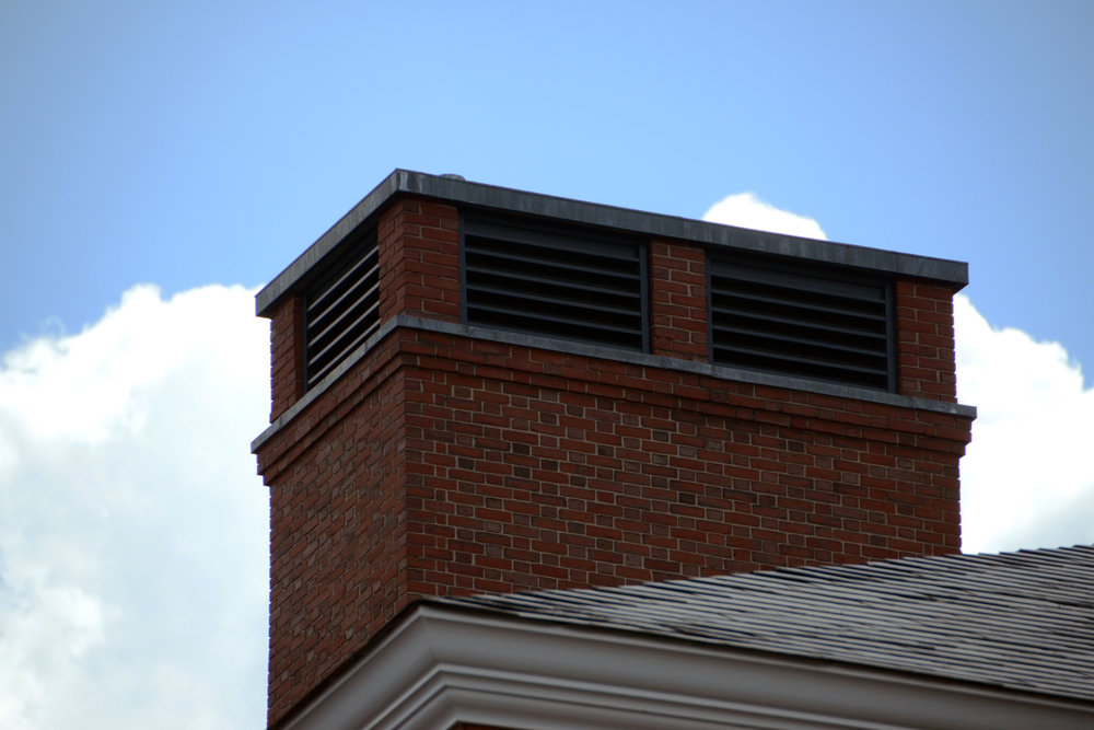 Before: Chimney Restoration
