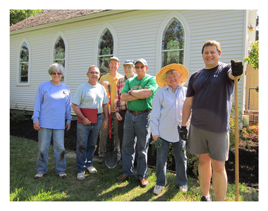 chapel committee