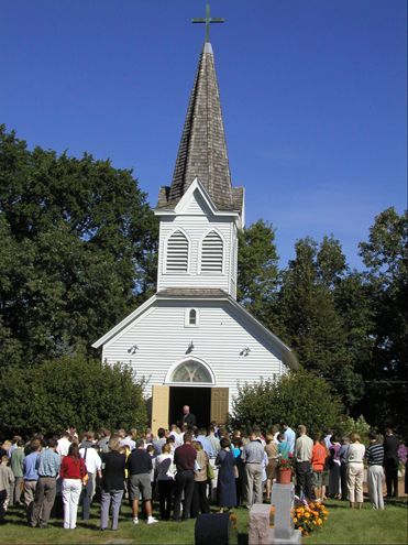 chapel dedication