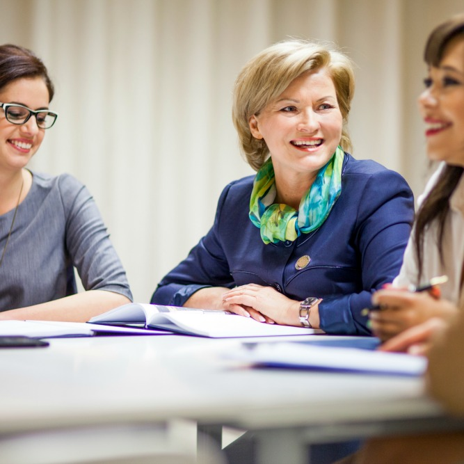 Companies - Your predominantly female sales team is lacking sales skills and confidence, and that's impacting your bottom line. My in-person programs are designed with women in mind, and they deliver real results.