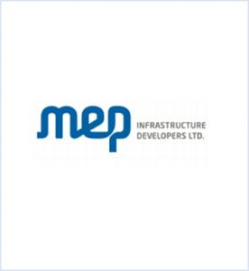 Mep Infra Logo