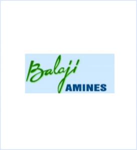 Balaji Amines Logo