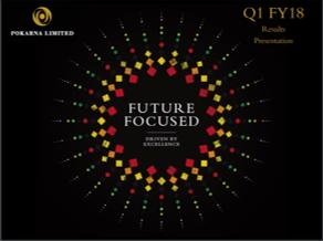Q1FY18 Investor ppt