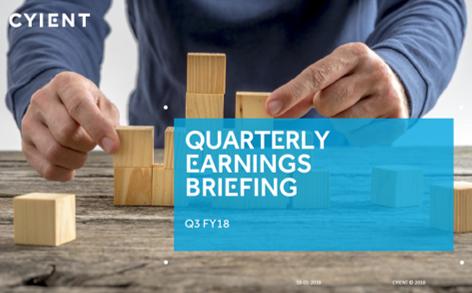 Q3FY18 Investor ppt