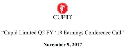 Q2FY18 Concall Transcript