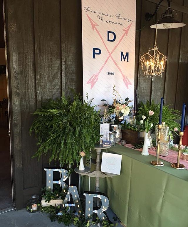 We are so honored and excited to have won the couples choice best vendor booth at the #wilmingtonweddingsandevents and #honeysuckleevents bridal mixer @thebarnatrockcreek !!!!!! Thank you to all of the beautiful brides and handsome grooms who voted for us and for the very talented and creative hosts!!! We are excited to work with the brides as well as the other vendors!!!! #PDM #Provisiondesignmethods #wilmingtonweddings #thebarnatrockcreek @honeysuckle_events @wilmingtonweddings