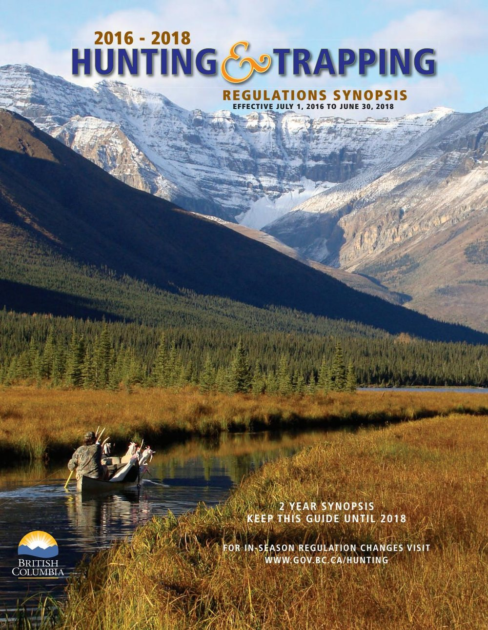 Hunting and Fishing Regulations - Click or tap here to see the online guidebook!