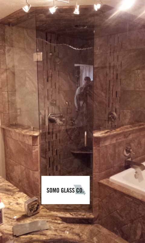 Shower Doors In Springfield MO Southern Missouri Glass Southern - Bathroom fixtures springfield mo